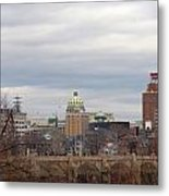 Harrisburg City Metal Print