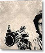 Harry Callahan 2a Metal Print