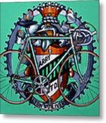 Harry Quinn Metal Print by Mark Howard Jones