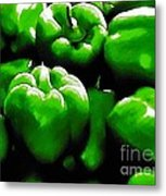 Hartville Peppers Metal Print