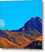 Harvest Moon 3 Metal Print