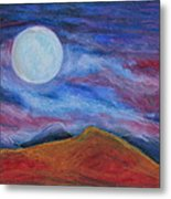 Harvest Moon 1 Metal Print