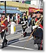 Hastings Old Town Carnival Metal Print