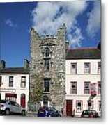 Hatch's Castle Ardee Ireland Metal Print