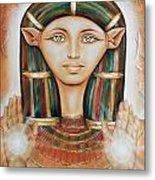Hathor Rendition Metal Print
