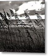 Hatteras Island Sunrise 18 9/3 Metal Print