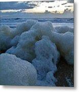 Hatteras Island Sunrise 2 10/10 Metal Print