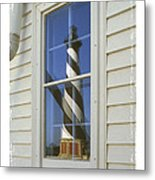 Hatteras Lighthouse  S P Metal Print