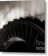Hatteras Staircase Metal Print
