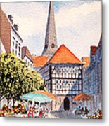 Hattingen Germany Metal Print