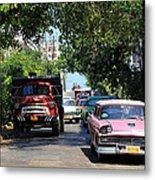 Havana 27 Metal Print