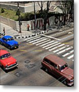 Havana 28 Metal Print