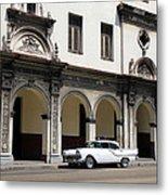 Havana 35 Metal Print