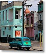 Havana 36 Metal Print