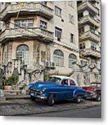 Havana Beauty Metal Print