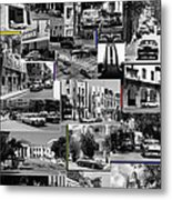 Havana Montage 3 Metal Print