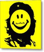 Have A Nice Che Guevara Metal Print
