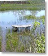 Have A Seat Metal Print