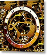 Have You Got The Time Metal Print