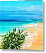 Haven Of Bliss Metal Print