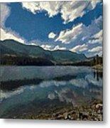 Haviland Lake Metal Print