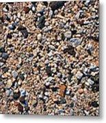Hawaii Beach Sand Metal Print