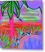 Hawaii In My Dreams Metal Print