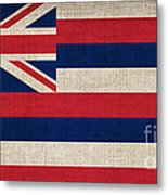 Hawaii State Flag  Metal Print