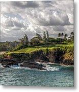 Hawaiian Shores Metal Print