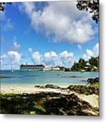Hawaiiana 32 Metal Print