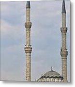Haydarpasa Protokol Cami Mosque 02 Metal Print