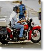 Hd 22 Brings Out The Colors Metal Print