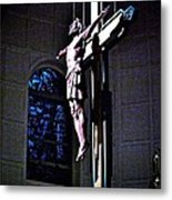 He Has Covered Himself In Glory Metal Print