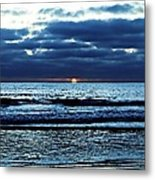 He Shall Be Great To The Ends Of The Earth Metal Print