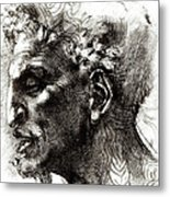 Head Of A Satyr  Metal Print