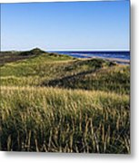 Head Of The Meadow Beach Metal Print