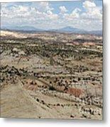 Head Of The Rocks Overlook - Utah's Scenic Byway 12 Metal Print
