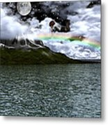 Heading For Dreamland Metal Print