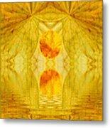 Healing In Golden Sunlight Metal Print