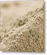 Heap Of Powdered Sage Metal Print