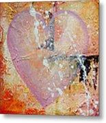 Heart # 79 - Original Available Metal Print