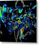 Heart #35abc Metal Print