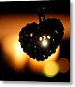 Heart Bursting Metal Print