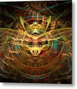 Heart Of The System Metal Print