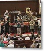 Heartbeat Dixieland Jazz Band Metal Print