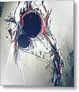 Heartbeat Metal Print by George Smith