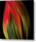 Heat Of The Moment Metal Print