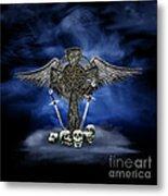 Heaven And War Metal Print