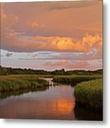 Heaven On Earth Metal Print by Juergen Roth