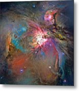 Heavenly Activity  Metal Print